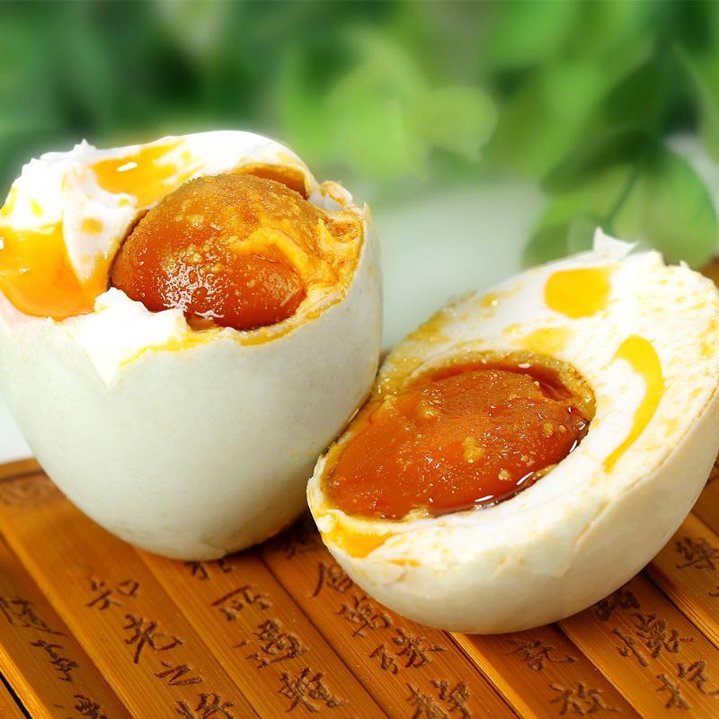 咸鸭蛋怎么吃_咸鸭蛋怎么做才好吃