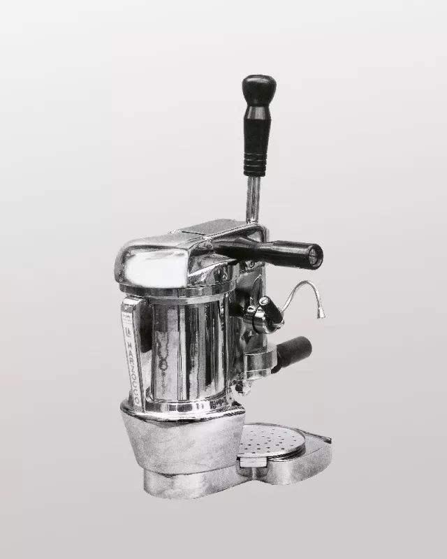 crema-espress 1958-1960