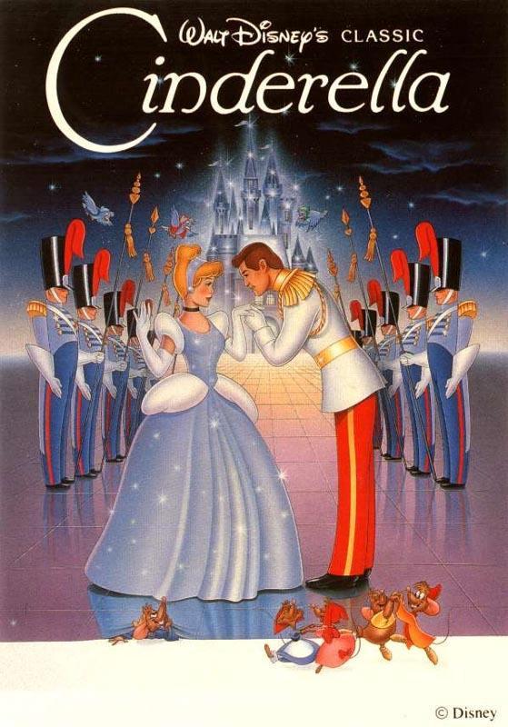 cenicienta(1950) alicia en el país de las maravillas(1951)