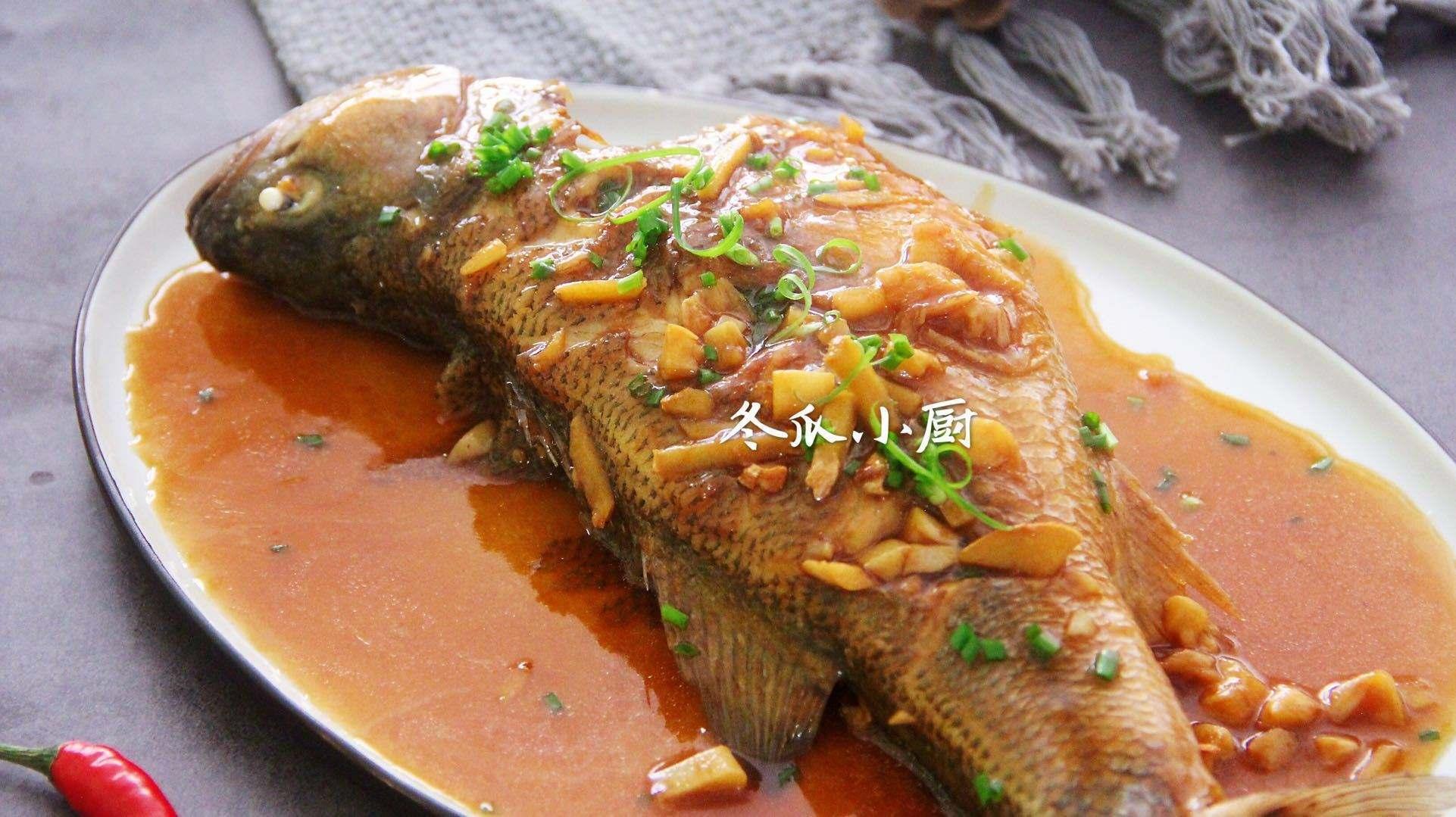 炖草鱼的做法_草鱼汤  第2张