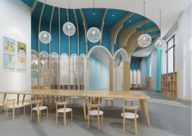 幼儿园现代风设计