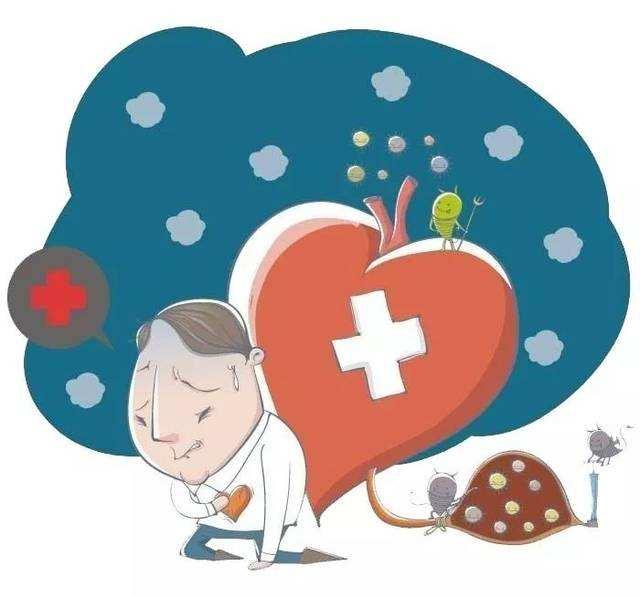 心梗疾病越来越年轻化 心梗不建议吃哪些食物