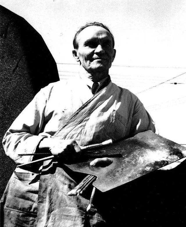 Фотография Н.И.Фешина (1936)