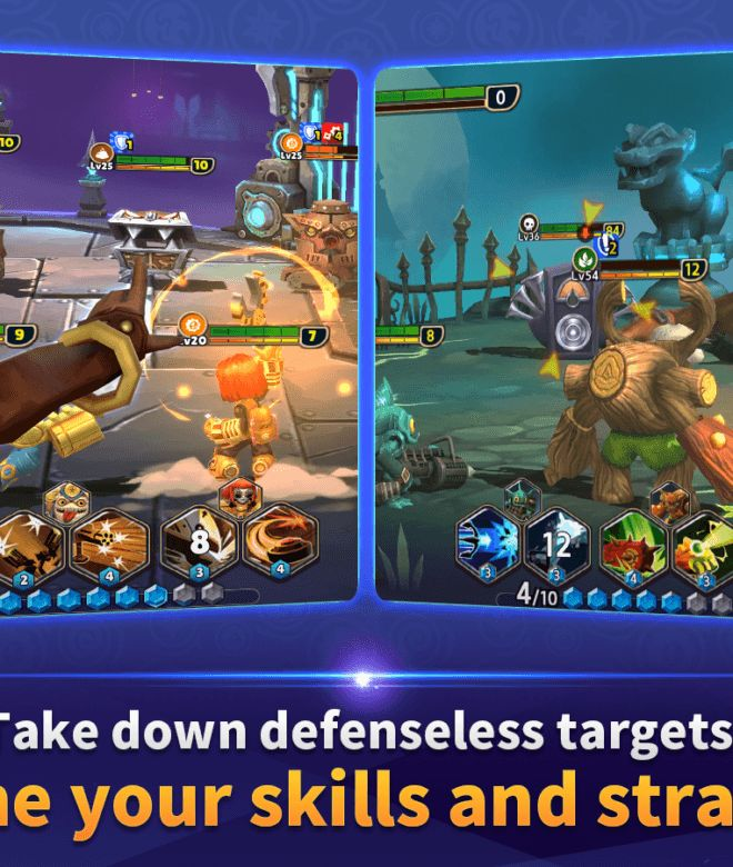 download <strong>skylanders<\/strong>: ring of heroes on pc» style=»max-width:400px;float:left;padding:10px 10px 10px 0px;border:0px;»>In this case, energy appears to be totally separate from different currencies with one caveat. While I didn't find myself too involved with the stability of this method on my initial playthrough I was hardly simmering with the stuff. Coupled with a horizontal development mannequin, this raises the type of warning alerts that might make me cross on any MMO and must be a consideration earlier than leaping into Skylanders Ring of Heroes. With its origins firmly within the toy market, this particular adventure was hardly going to develop up with its fan base. The same type of bright type that appeals to a Skylanders pre-teen audience stays a central a part of this particular game's facade. The creatures that inhabit the Skylands, the encompassing backdrop, your hometown, and even the UI all manage to recreate an appropriate, if a little paired again, 3D interpretation of the Skylands. Skylanders runs without criticism on most trendy budget gadgets.</p> </p> <p>Without entry to the Skylander's bodily kind, developer Com2us has opted to put the toys away and create a cellular RPG that leans heavily on a spread of pet battles. Kaos, a collection antagonist, has unleashed a plague of ominous cross-dimensional portals. As they unfold, the serenity of the Skylands begins to fall into bedlam.</p> </p> <p>Much of the game's inspiration comes from Summoners War, another gacha RPG from Com2uS. Of course, Skylanders Ring of Heroes brings alongside its personal set of heroes that stem from the Skylanders universe in addition to an original story that fleshes out its hero-assortment gameplay. After sifting through the multitude of currencies which are obtainable to successful Portal Masters, the inclusion of an energy system raises some concern. A constant bugbear in eastern MMORPGs, like Soulworker, these methods act as a foreign money sink for entry into content.</p> </p> <p>Victory in these encounters rewards players with a plethora of currencies. Like many cell titles, the number of progression methods out there to hook gamers into the world is clear from the off. A multitude of currencies and supplies drop from every encounter. Soul stones to rune stones, gold, and money store gems are all hidden away in treasure chests that pop open on the shut of play. Encounters which are introduced as levels moreover act as the first path to degree both the player character and any accompanying Skylanders. While player characters and Skylanders immediately achieve expertise kind defeating opponents, the reward tiers do seem to foreshadow the eventual descent into the dreaded progression grind. Materials to summon specific Skylanders, improve and enhancement supplies, in addition to money store gems, all present an opportunity for players to enhance and broaden upon their roster of minions.</p> </p> <p>As Skylanders level up, the chance arises to add new skills to your minions, diversify your staff utilizing captured enemy creatures, and summon model new Skylanders. This results in a huge amount of potential variety, and a ton of characters to collect. It additionally helps an enormous quantity of horizontal development which is not essentially an issue with acceptable sport steadiness. However, one different problem makes me significantly cautious of the investment required to maintain up with fellow Portal Masters. The mechanics of Skylanders Ring of Heroes shouldn't be notably taxing for any of the franchise's youthful fans either. The preliminary tutorials are an adequate introduction into the main content of the sport where, after clicking past the temporary preamble, Skylanders Ring of Heroes is primarily a pet battle game. Beginning with a set of three Skylanders, gamers, or portal masters as they are referred to, get to grinding out ranges in a series of staged situations.</p> </p> <p>It introduces a new group of Skylanders called the Giants, large creatures who have been the first Skylanders assembled to stop the reign of Arkeyans. Unlike the other <a href=