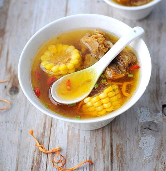 玉米浓汤的做法_蘑菇浓汤的做法  第2张