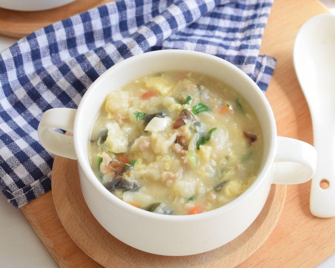 面疙瘩汤的做法的简单介绍  第2张