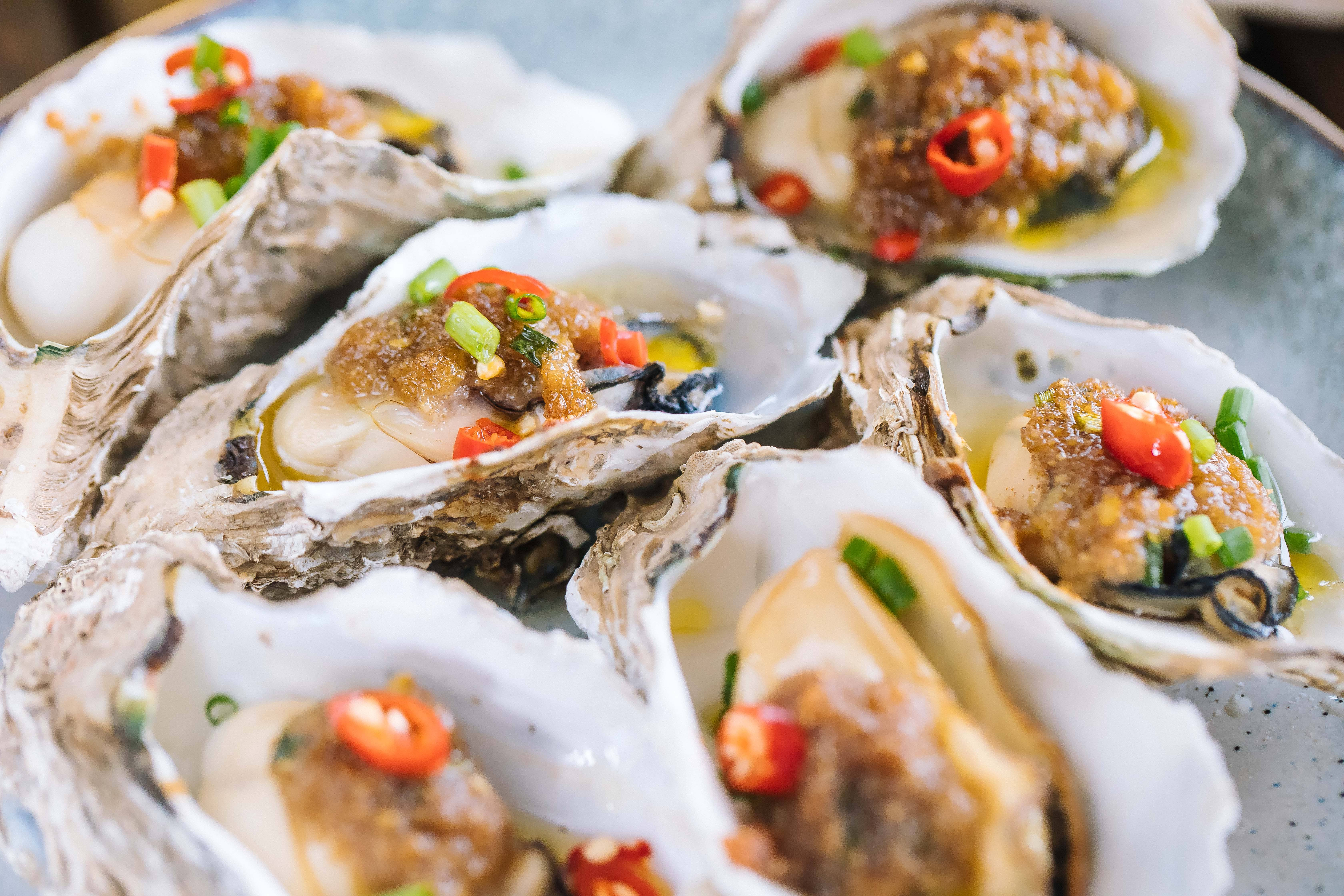 海蛎子的做法_干海蛎子最简单的做法  第2张
