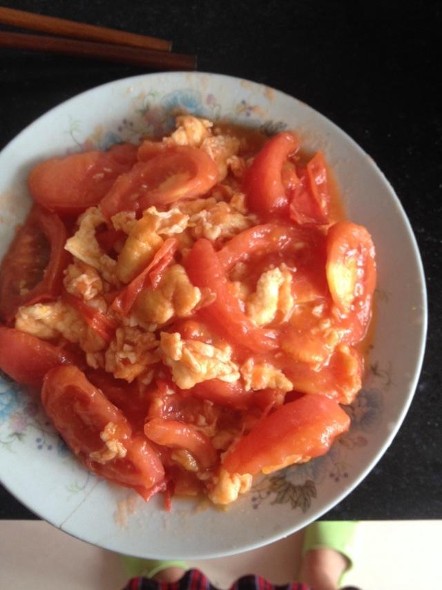 番茄炒蛋的家常做法_土豆丝怎么炒好吃  第1张