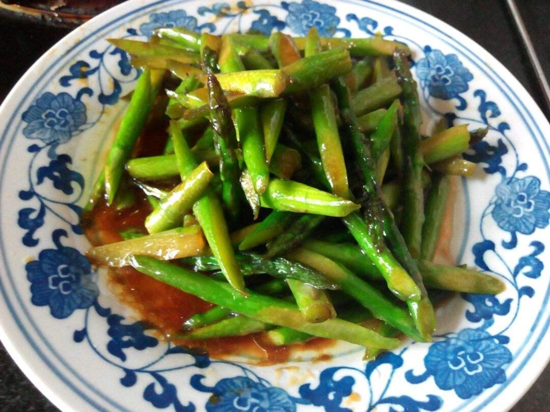 包含芦笋的吃法的词条  第2张