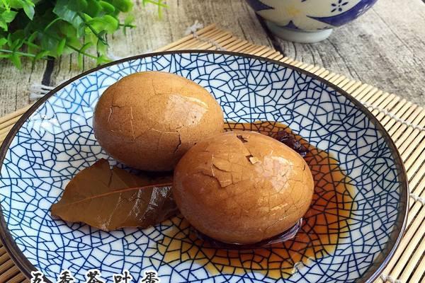 茶叶蛋制作方法_五香鸡蛋的腌制方法