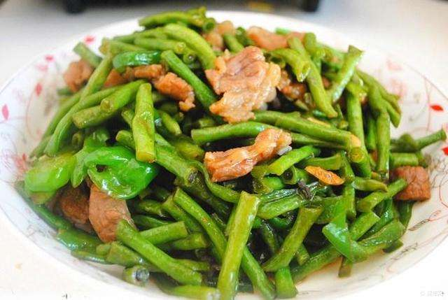 豇豆炒肉的做法大全_肉炒江豆角的做法大全集  第1张
