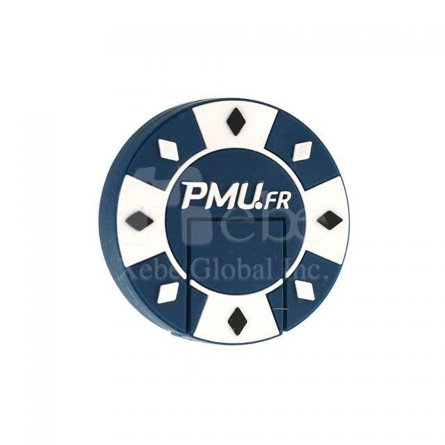 sp-2013 gambling chip style custom sim eject tool logogiveaways