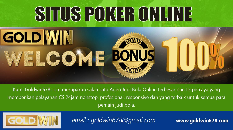 bola  situs poker <strong>online<\/strong>  situs judi bola terpercaya  online