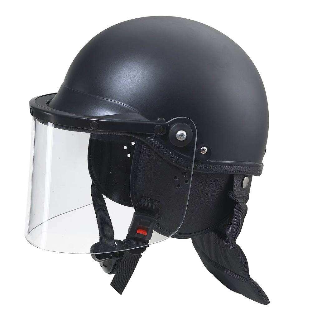 球面防暴头盔