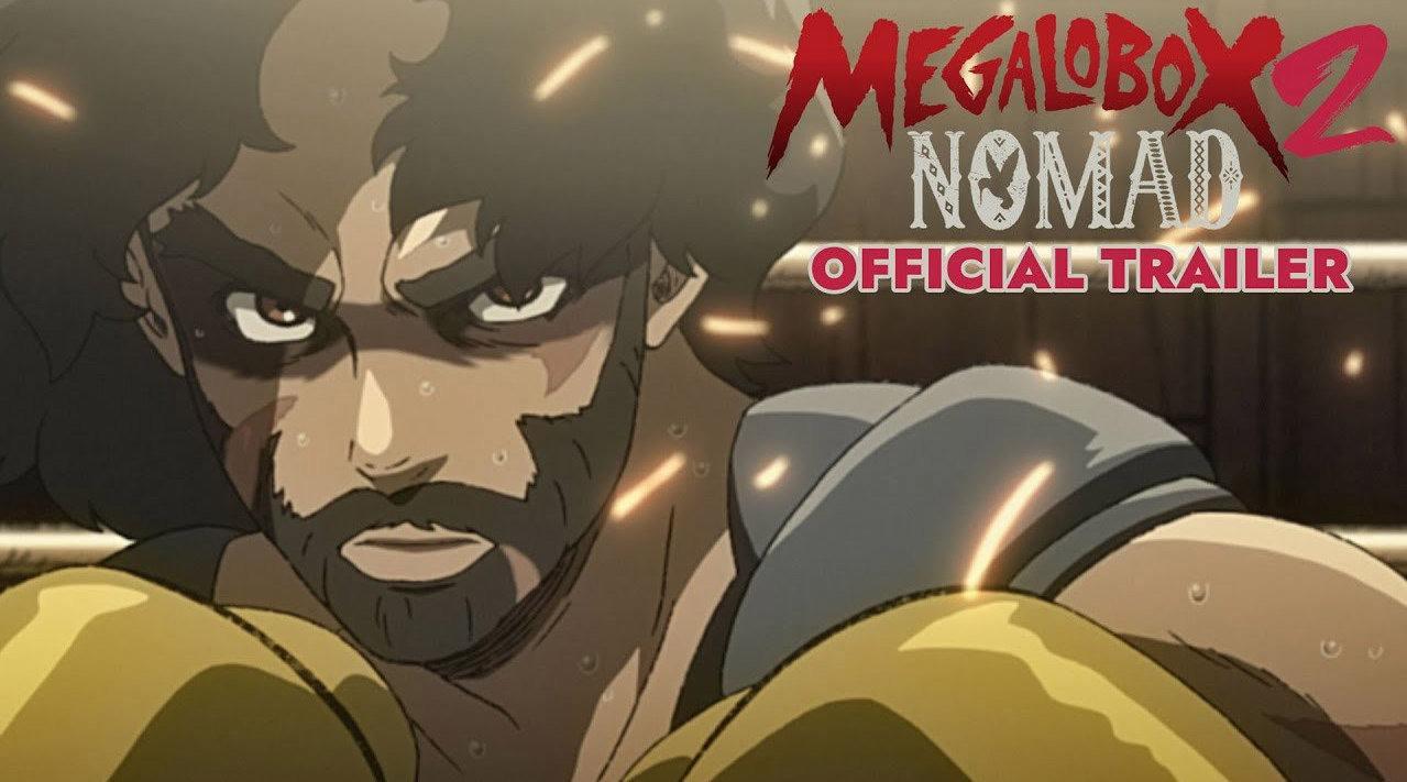 【在线动画】NOMAD MEGALOBOX 2 全集【连载】