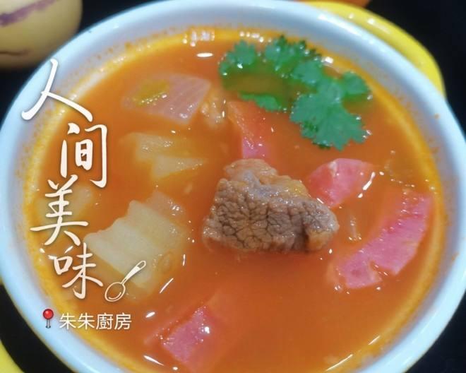 牛肉罗宋汤的简单介绍  第2张
