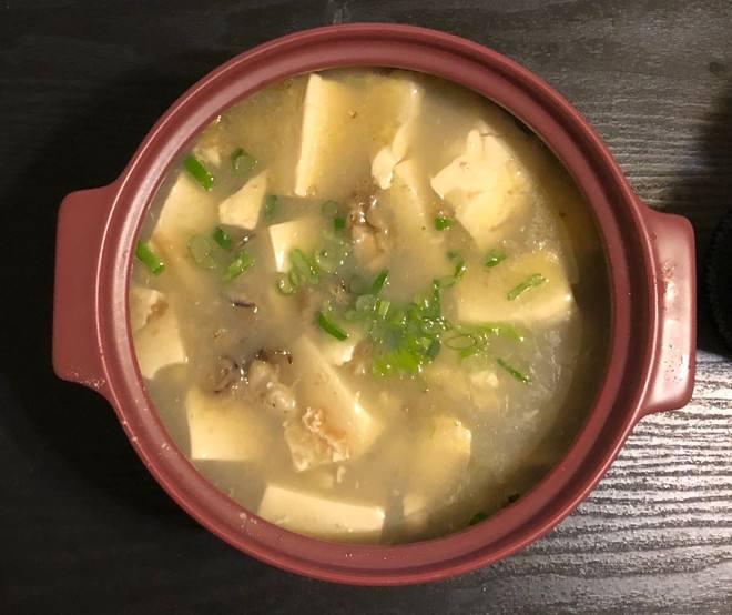 海蛎子豆腐汤的简单介绍  第1张