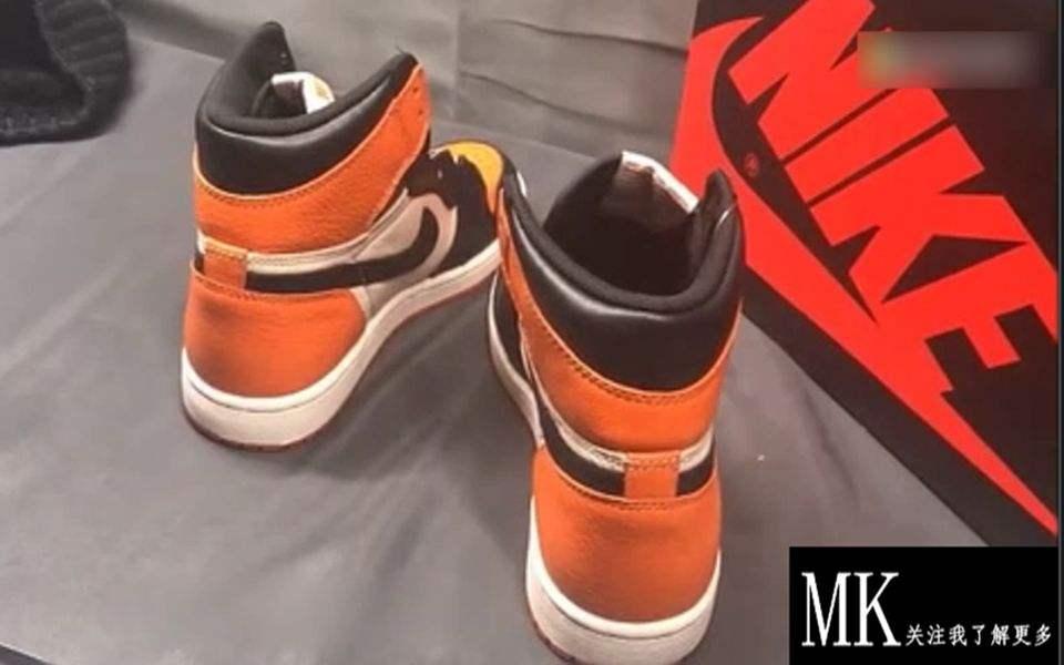 (揭秘二)莆田鞋和正品的区别水有多深,你真的知道吗?