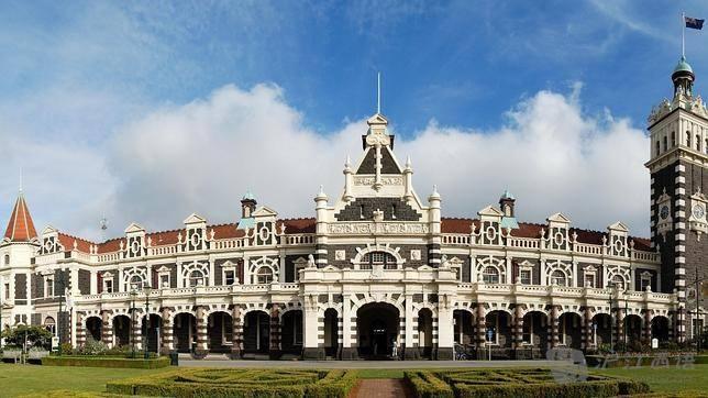 se dice que es el edificio más fotografiado del pa&