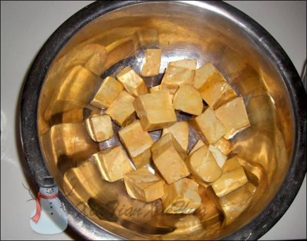 豆腐脑的制作_豆腐花最简单做法