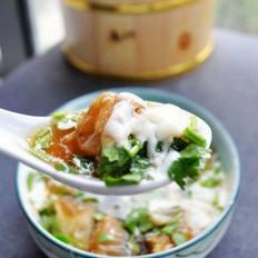 鸡汤豆腐脑_豆腐脑的卤汁怎么做  第1张