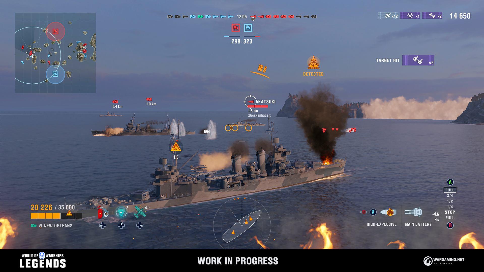 战舰世界单机版_战舰世界电脑版游戏下载  第2张