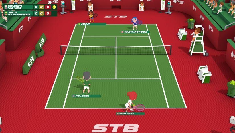网球单机游戏的简单介绍  第2张