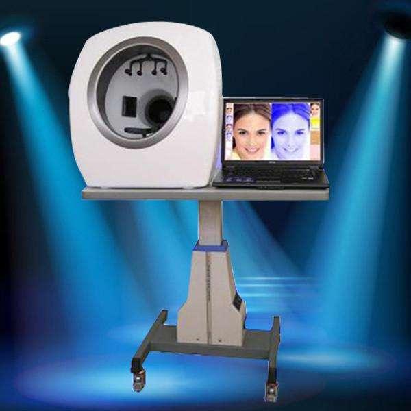 portable magic mirror system skin analysis machine precision