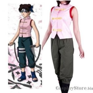 china cheap naruto shippuden tenten halloween cosplay costume on