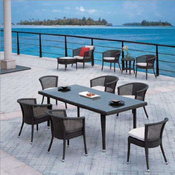 """dining <strong>furniture<\/strong> china outdoor furniture china garden furniture"""" style=""""max-width:440px;float:left;padding:10px 10px 10px 0px;border:0px;"""">The occupants are also given the liberty of decorating their private rooms. Many people focus on decorating the inside of their dwelling that they overlook about the skin, especially the garden area. They are often used in courtyards, lawns, on terraces, sea beaches, picnic parks and generally, indoors also. The designs are simple as a consequence of which they have such excessive demand. Adirondack chairs are designed for consolation with a high again and low seat that curves to conform to your physique. The metallic rubbish was not that a lot and the cardboard was flattened. That's, when some people lose their curiosity on this activity. It could possibly withstand the forces of the natural elements whether or not it is in very hot and humid climates or via chilly winters. By putting a patio dining set in here, your loved ones can take pleasure in lunches and dinner al fresco and surrounded by the fantastic blooms. Should you select objects that are made from a artificial material they may look precisely the same as wicker, but they'll final for much longer. For many people teak outside furniture is the strategy to go. This extremely is essential as expoconfident to the weather may cause immense injury to extraordinary furniture.</p> </p> <p>You will surely agree that out of doors furniture units can show you how to in creating a tremendous atmosphere in your backyard. It smells unhealthy, and it makes your pores and skin itch, but what can we do? Writer: Carmelita Krikorian Polywood Adirondack chairs are a superb adaptation of one of Americas revered furnishings designs. In some instances, it is suitable to wash all-weather out of doors garden furniture with a hose. Cleansing helps in countering transmission of the diseases. As recycled plastic furnishings helps the planet with the use of waste plastic and ha"""