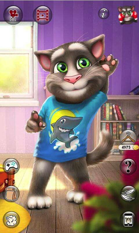 会说话的汤姆猫免费版_汤姆猫无限金币和钻石  第1张