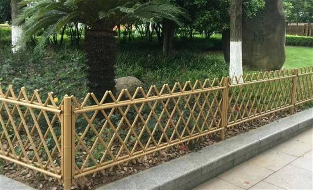 仿竹护栏如何安装会比较稳定(图1)