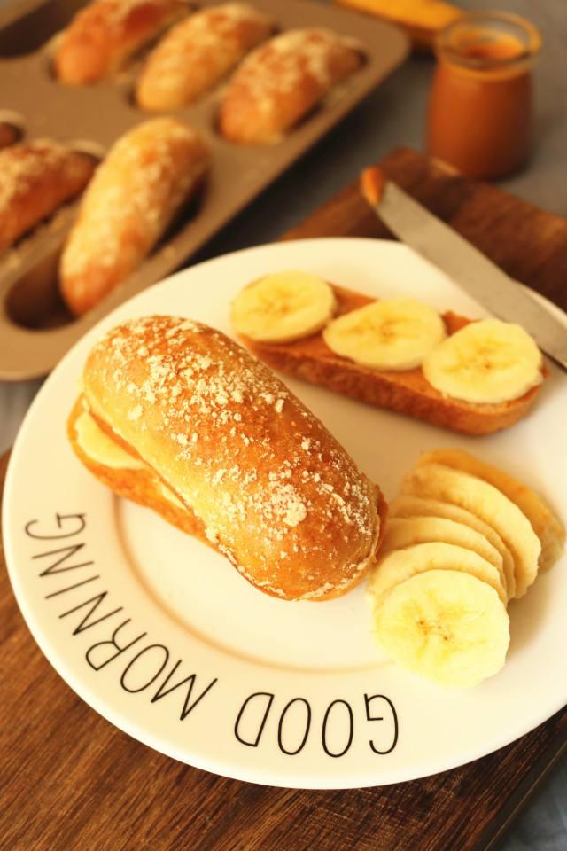香蕉面包的简单介绍  第1张