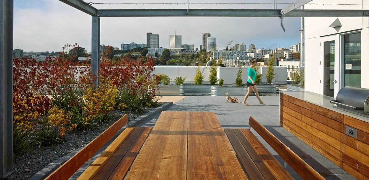 屋顶花园设计图_屋顶菜园设计_屋顶 设计