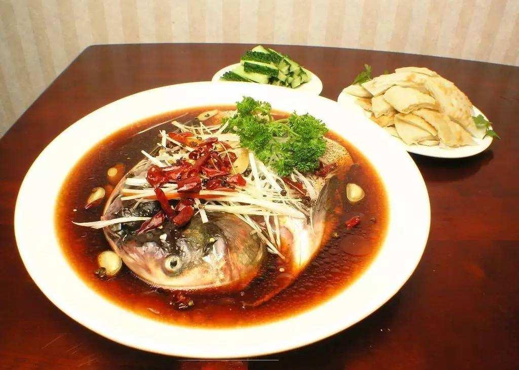 蒸鱼头_蒸鱼豉油的用法