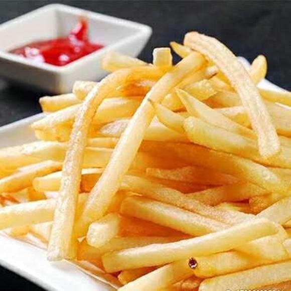 薯条怎么炸才脆_自制薯条怎么做好吃  第1张