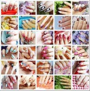 buy cheap nail art christmas beauty bar from wholesalers