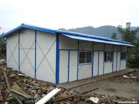 济南工地彩钢板房
