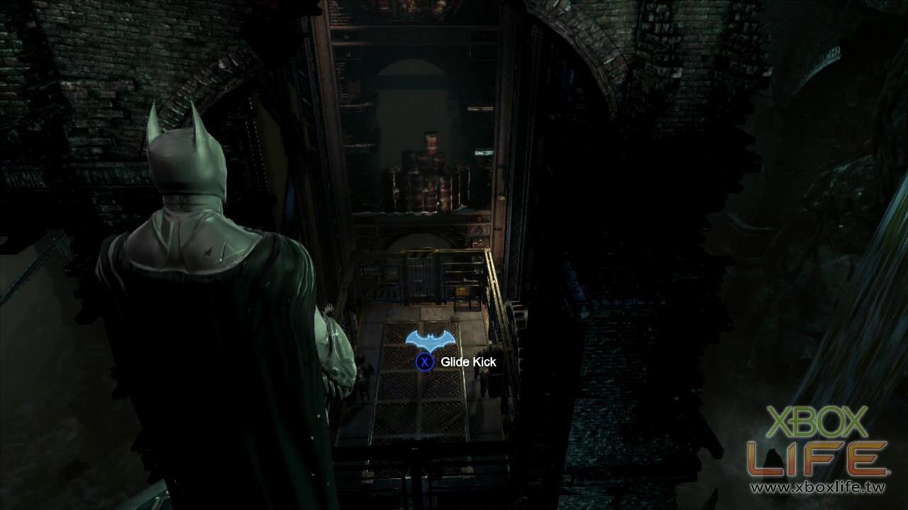 蝙蝠侠阿甘起源攻略的简单介绍