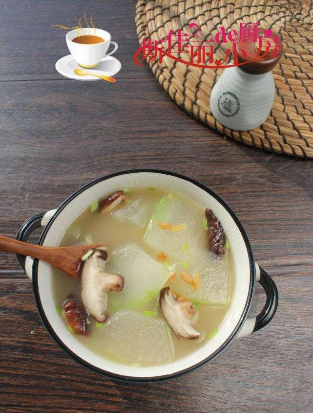 海米冬瓜汤的做法_海鲜冬瓜汤的做法  第2张