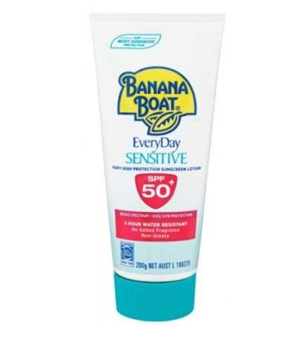 banana boat 香蕉船 面部防晒霜 spf50 100克 告别油光满面