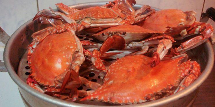 清蒸螃蟹的做法步骤_清蒸螃蟹怎么做才好吃  第1张