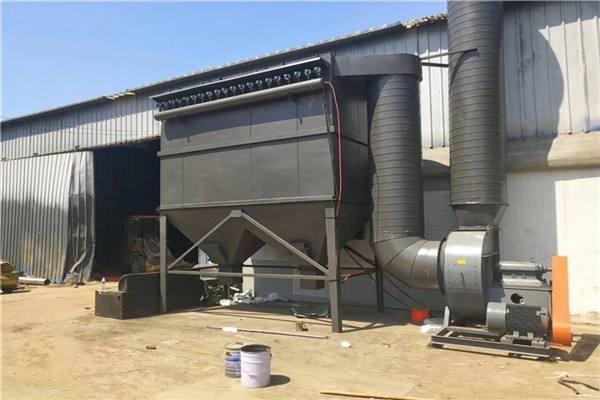 工廠除塵器