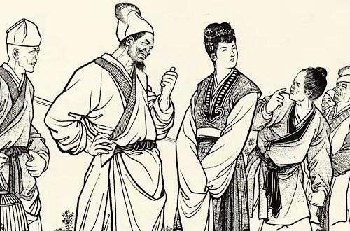 """是非成败转头空—罗贯中""""搬走""""徐州(作者: 崔学法)"""