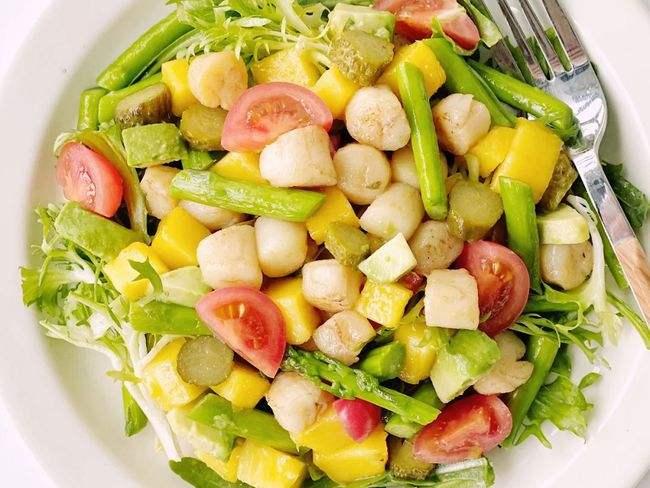 玉米色拉_玉米沙拉用什么沙拉酱  第1张
