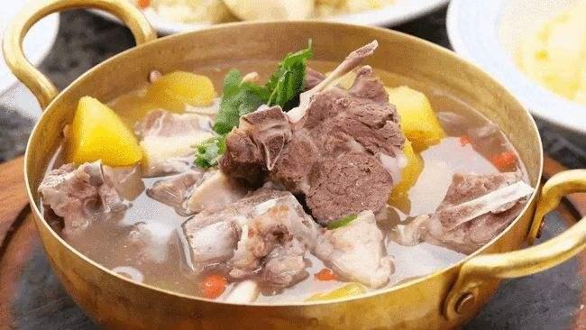 清炖羊肉_正宗清汤羊肉的配料  第1张