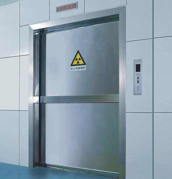 防辐射铅门:手术室使用门