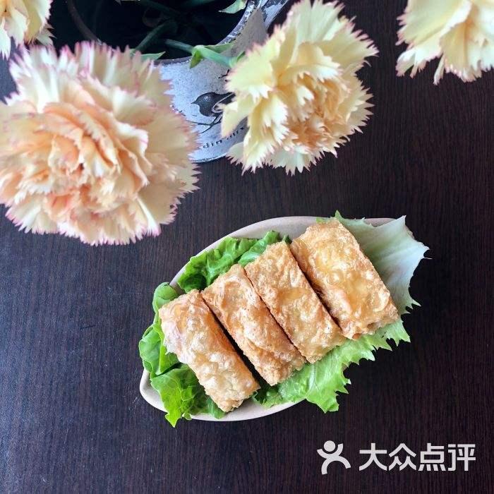 怡新素食_新梅园圆通素食  第1张