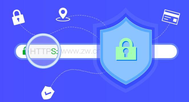 https 是什么意思?为什么网站是http却显示不安全,该怎么解决这个问题,厦门网站建设告诉你!(图1)