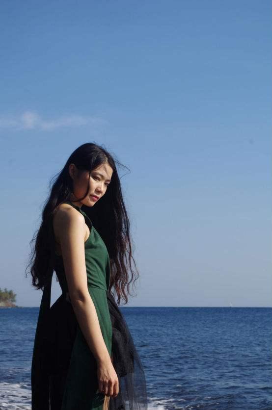学子风采 | 张何娆:中西结合 用刺绣创造出新中式风格